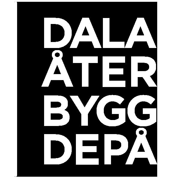 Dala återbyggdepa logotyp